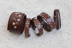 bracciali in cuoio by '962