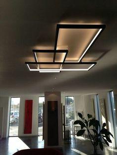 Bedroom Lighting, Interior Lighting, Luxury Lighting, Bar Lighting, Living Room Lighting, Track Lighting, Luz Led, Salon, Restaurant Lighting