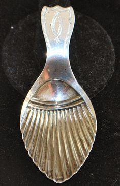 tea caddy spoon