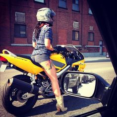 Motorcycle Girl and for the business visit us at http://internetmaarketingtrainingcenter.net
