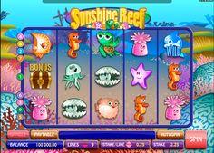 Sunshine Reef on erittäin hyvää Microgaming kasino peli! Tämä kolikkopeli…