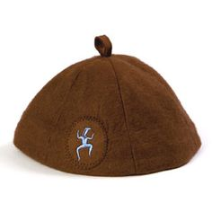 BROWNIE BEANIE...remember shopping in a downtown Birmingham department store with my mother, list in hand for all the articles that made up my Brownie uniform!!!