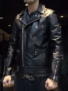lewis leather jaket