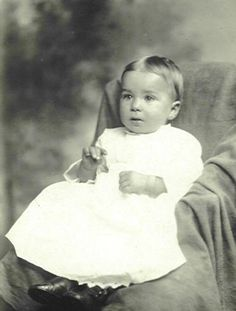 "Eino Viljami Panula ~13 mos old.  (Photo taken Mar 23, 1912) Perished aboard Titanic, last victim to be identified in 2002. Previously known as the ""Unknown Child"" and buried in Halifax by the sailors who found his body."