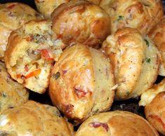 Recette Muffins lardons et petits légumes par Damy - recette de la catégorie Accompagnements