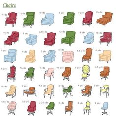 80 Best Diffe Types Of Chairs