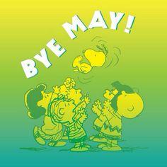 Bye May!