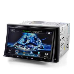 Android 4.0 Car DVD Player - GPS, 3G, DVB-T, WiFi (2DIN)