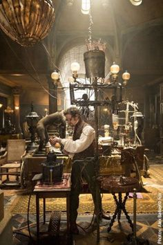For the love of James — James McAvoy as Victor Frankenstein