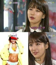 Suzy de miss A revela como mantiene su figura : __ Generacion Kpop Radio __