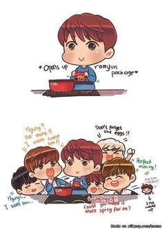 VERY RELATABLE !! Poor Jin! Hahaha