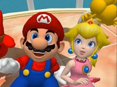 Mario And Peach❤💘 Peach Mario, Mario And Princess Peach, Super Mario, Nintendo, Hero, My Favorite Things, Couples, Fictional Characters, Beauty