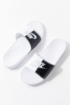 3a6fa103a368e8 Nike Benassi JDI Colorblock Slide