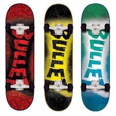 """Instagram #skateboarding photo by @treesse - """"BULLET"""" The Sprayed Skate 94 Stencil art per il mitico brand di Santa Cruz simbolo dello Skateboarding degli anni '90 che torna con una mini serie di skate completi di alta qualità: Black 7.8"""" Blue 7.6"""" e Red 8"""" 94.00 -Concave Medio -Trucks Bullet -Ruote Bullet 52mm 99a -Cuscinetti Bullet Abec 5  In tutti gli store Treesse http://ift.tt/1jf5tQo o a casa tua in 48h. Info/ordini 02.3927194 mailorder@treessesport.it spese di spedizione #gratis…"""
