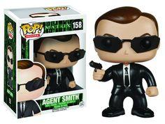 Figurine Pop Agent Smith Matrix - N°158 @ReferenceGaming