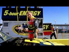 Sprint's NASCAR commercial with Clint Bowyer