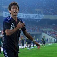 FW柿谷曜一郎(C大阪) 7.28.13 東アジア杯 日本2-1韓国 蚕室