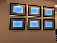 #Işıklı #iç #mekan #pano / #LightInTheBox