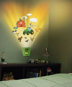 John Deere Farm Wild Walls Decal Set | zulily