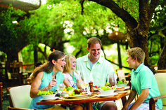 On an Adventures by Disney vacation, you'll be treated to outstanding accommodations and scheduled meals featuring local cuisine