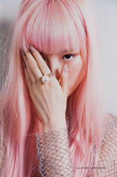 Think pink. Especially flattering to pale complexions.