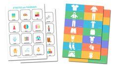 Ετικέτες για τα κουτιά παιχνιδιών και τα συρτάρια ρούχων Bar Chart, Parenting, Bar Graphs, Childcare, Natural Parenting