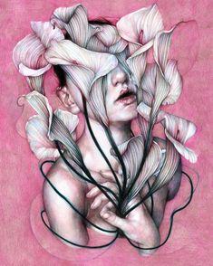 """Dear Collapse"" by Artist Marco Mazzoni - BOOOOOOOM! - CREATE * INSPIRE * COMMUNITY * ART * DESIGN * MUSIC * FILM * PHOTO * PROJECTS"
