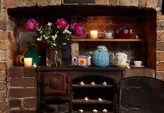 The Tea Cosy | Scones and tea like Nana used to make. Irish tea room in Sydney