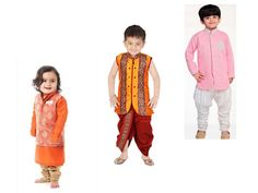 Since the festival of lights is here, let's not leave any stones unturned to make the most of the moment and celebrate our hearts out. If you haven't found the right attire to make your little boy look like a prince, here are 10 fancy clothes that will set the festive mood rolling. Take a look at these cutesy ethnic outfits for little boys. Don't Miss! 15 Trendy Diwali Outfits for Li'l Fashionistas