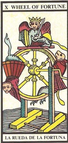 Arcano X - Roda da Fortuna Carta Tarot para 19-09-2014 Hoje o dia pode ser agradável e trazer-lhe algumas surpresas positivas que poderia não estar à esper