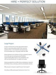 Hiring Office Furniture From Valiant Hire Is The Perfect Solution Large Or Small It