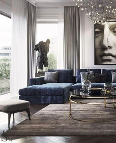 Inspirational ideas about Interior Interior Design and Home Decorating Style for Living Room Bedroom Kitchen and the entire home. Curated selection of home decor products. My Living Room, Interior Design Living Room, Home And Living, Living Room Designs, Living Room Decor, Modern Living, Interior Livingroom, Luxury Living, Luxury Home Decor