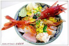 Chirashi Sushi. #Taiwan