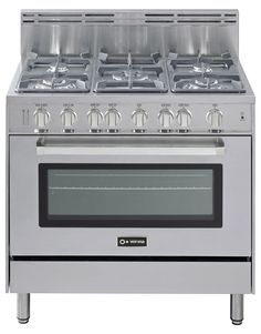 "36"" All Gas Range"