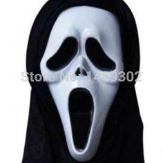 Aliexpress.com: Comprar Diablo máscara del grito / Halloween / mascarada máscara / máscara monolítica Terror / protesta de máscara de palo fiable proveedores en Sub han