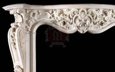 Antique 302 Marble French style Mantels