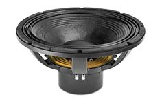 The 18iD is an 18 inch neodymium high performance subwoofer. The loudspeaker has been optimized for vented and band pass subwoofer cabinet designs and is recommended to use a Class D or iPal (tm*) amplifier able to deliver 3600 Watt … Read More