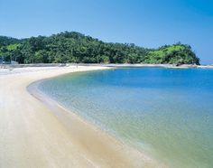 沼島海水浴場、淡路島沖