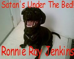 Satan's Under The Bed by Ronnie Ray Jenkins.     http://www.amazon.com/gp/product/B00AN62DHO/ref=cm_sw_r_pi_alp_EXtYqb09QK5NH