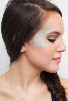 Como fazer Fantasia de Sereia para o Carnaval passo a passo