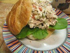 Dilled Chicken Salad Recipe