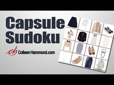 Building Your Capsule Wardrobe, Part 4: Determining your Body Type - YouTube