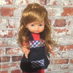 Azul Margarita, Vintage Dolls, Disney Princess, Disney Characters, Baby, Collection, Blue Eyes, Antique Dolls, Redheads