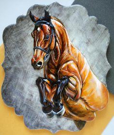 arabian horse - cookie by Eleonora Pchemyan (Art Biscotti) Horse Cookies, Horse Cake, Cookie Decorating, Lion Sculpture, Horses, Statue, Halloween, Artist, Sugar Art