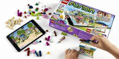 Lego Fusion turns real Lego bricks into a virtualworld - Theres always been a disconnect between digital and physical Lego, but the path to these experiences melding together is finally clear. Weve got our hands on the new