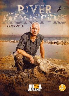 Jeremy Wade risks life and limb in the fifth season of RIVER MONSTERS as he continues to search for the deadly creatures that make their homes in freshwater rivers.