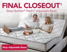 Sleep Number Beds and Mattress by Sleep Number