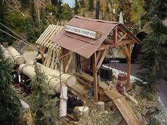 model railroad sawmills | ... Scale Modeling - Narrow Gauge - Model Railroad Forums - Freerails