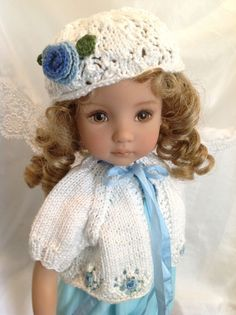 """... Outfit with Boots Shoes for Dianna Effner 13"""" Little Darling Dolls"""