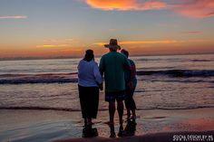 Sunrise on Virginia Beach, Aug 2016
